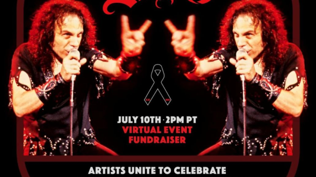 unnamed 16 Ronnie James Dio Virtual Birthday Fundraiser to Feature Members of Black Sabbath, Guns N Roses, Anthrax, and More