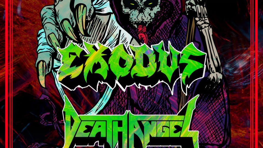 unnamed 6 Testament, Exodus, and Death Angel Announce The Bay Area Strikes Back 2021 US Tour