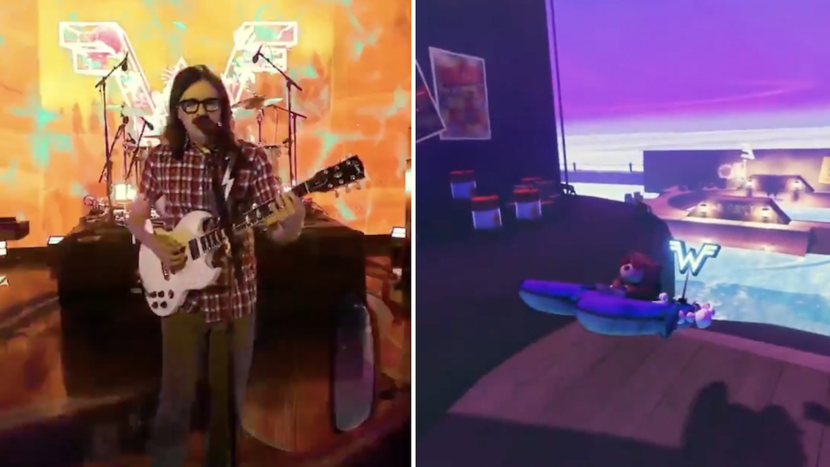 Weezer Take a Shit on Pitchfork in New Song for Skate-Boating Video Game: Stream