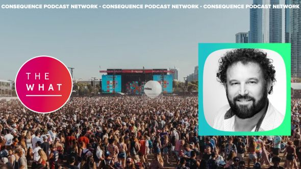 what podcast troy hanson lollapalooza songs get played on radio cumulus broadcasting head of rock programming festivals