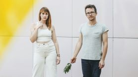 wye oak Kendall Atwater it's way with me new song music video stream