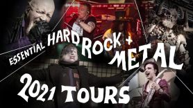 2021 Hard Rock Metal Tours