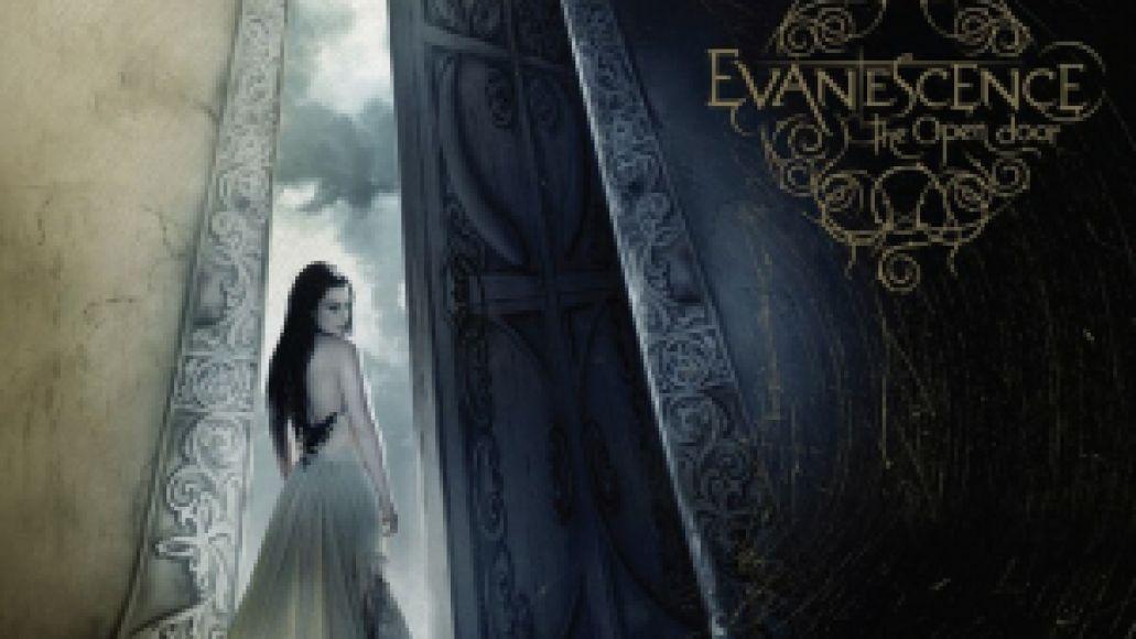 evanescence - open door