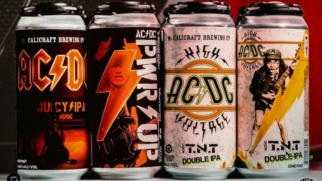 AC/DC Craft Beer