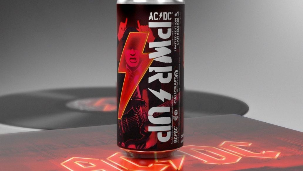 AC/DC PWR UP Beer