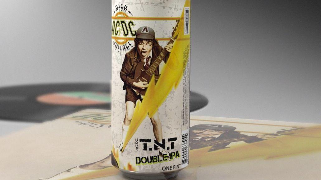 AC/DC TNT Beer