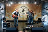 Andrew Bird and Jimbo Mathus Newport Folk Festival Folk On 2021-5