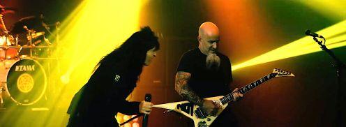 Anthrax 40th Anniversary Livestream