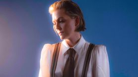 BRANDI CARLILE'S NEW ALBUM IN THESE SILENT DAYS right on time