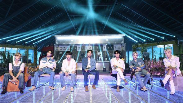 BTS BBC Live Longue