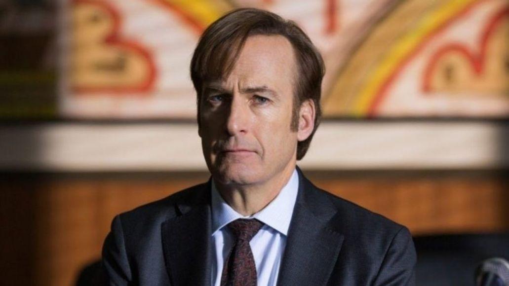 Bob Odernkirk in Better Call Saul