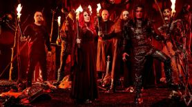 cradle of filth new song crawling king chaos