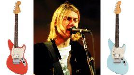 Kurt Cobain Fender Jag-Stang 2021