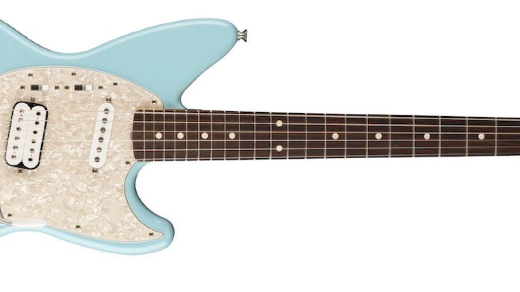 Kurt Cobain Fender Jag-Stang Blue