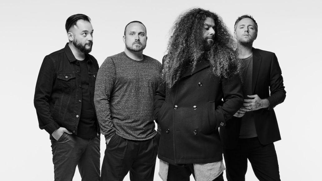 """Coheed and Cambria unveil new song """"Shoulders"""": Stream"""