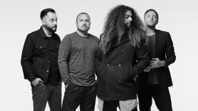 Coheed and Cambria new song Shoulders
