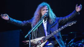 megadeth new album the sick the dying and the dead