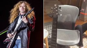 Dave Mustaine Teases Mystery Megadeth Bassist
