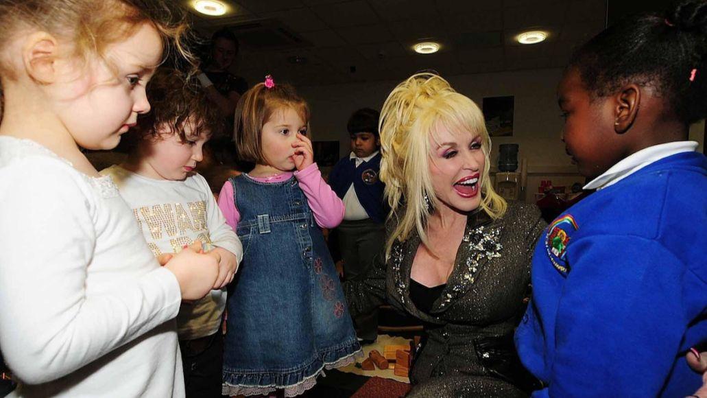 Dolly Parton lullabies