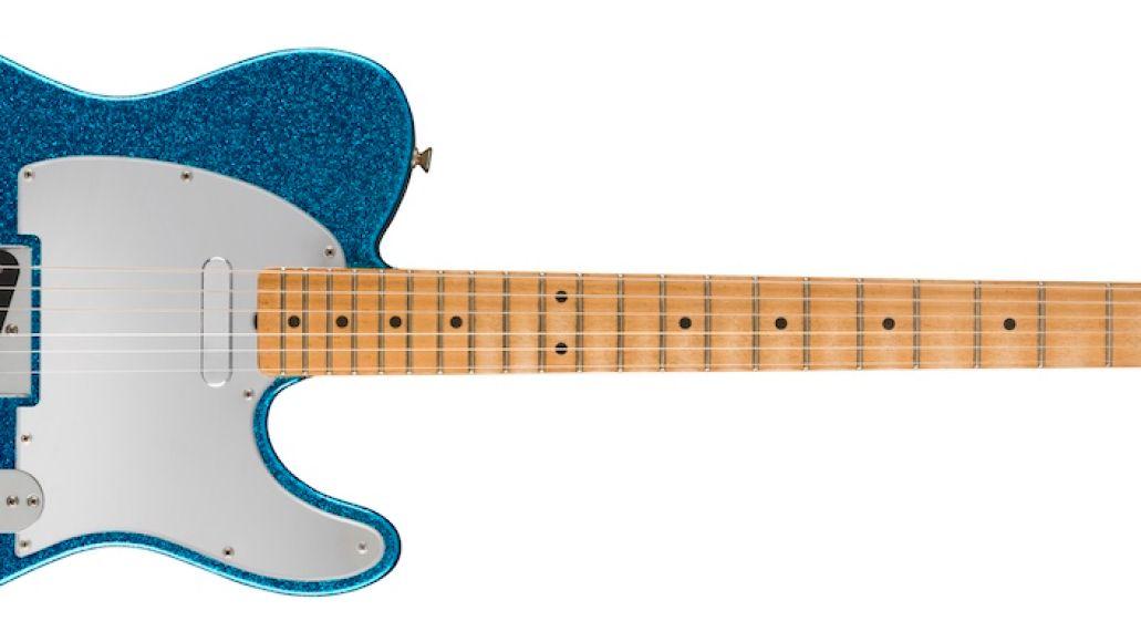 J Mascis Fender Telecaster