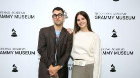 Jack Antonoff with Lana Del Rey