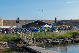 Jason Isbell Newport Folk Festival Folk On 2021-7