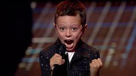 Jesus Del Rio The Final Countdown The Voice Kids