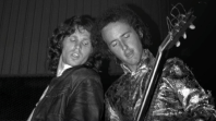 Robby Krieger memoir The Doors guitarist book Set the Night on Fire: Living, Dying, and Playing Guitar with The Doors Jim Morrison and Robby Krieger, photo courtesy of the artist
