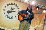 Joy Oladokun Newport Folk Festival Folk On 2021-1