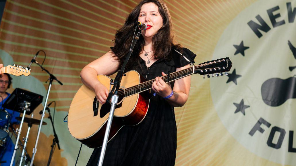 Lucy Dacus Newport Folk Festival Folk On 2021-1