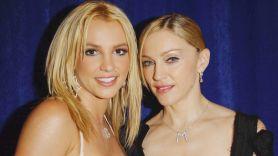 Madonna Britney Spears