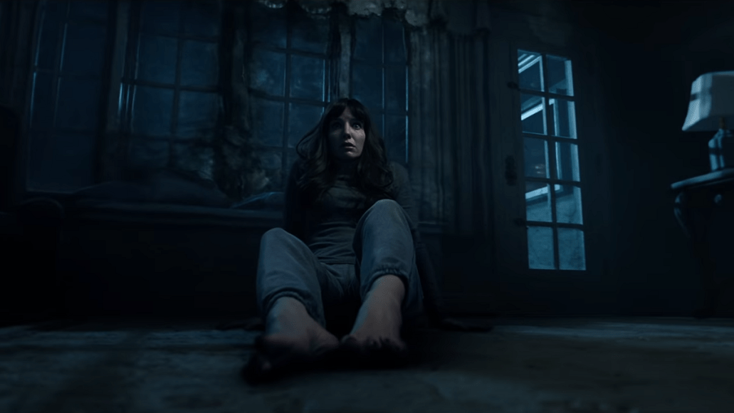 Malignant trailer James Wan new movie horror film video stream conjuring annabelle, photo via Warner Bros.