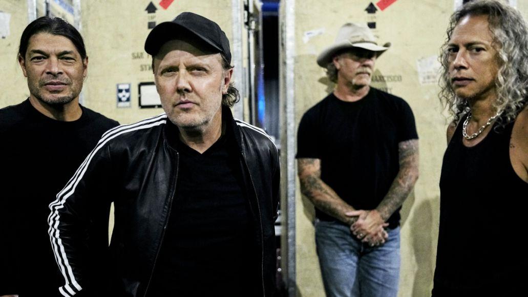 Metallica Atlanta Concert