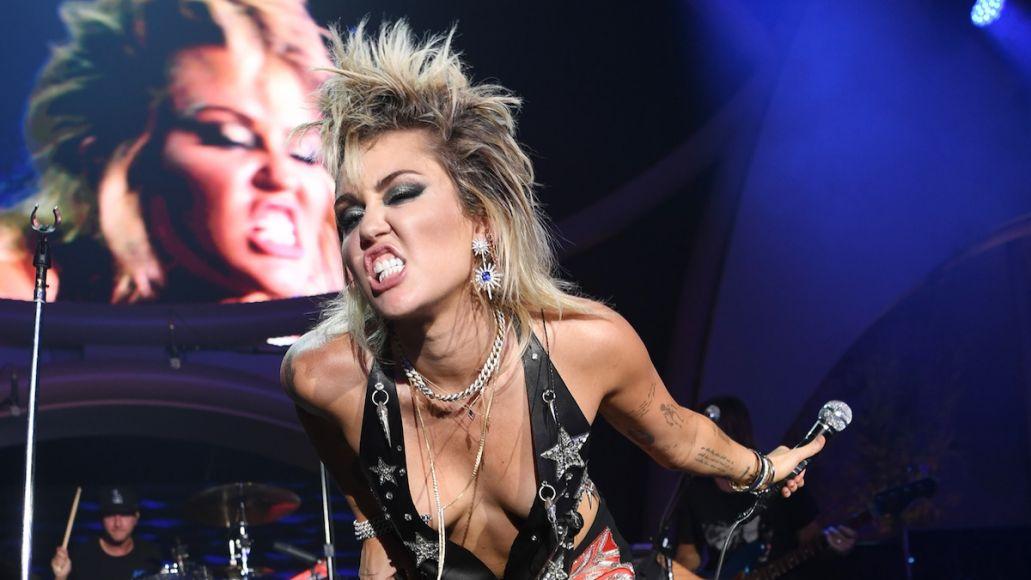 Miley Cyrus Lollapalooza