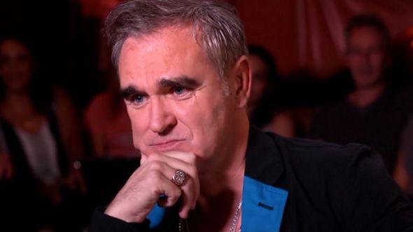Morrissey interview con-vid