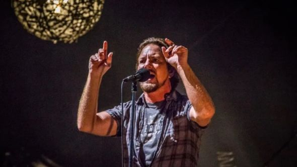 Ohana encore festival 2021 lineup Eddie Vedder Beck sleater-kinney brandi carlile Pearl Jam, photo by Lior Phillips
