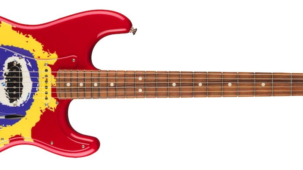 Primal Scream Fender Stratocaster