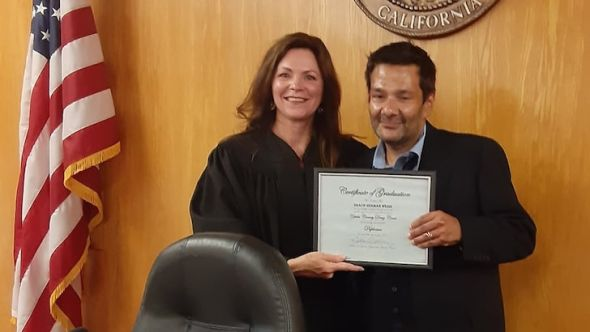 Shaun Weiss, photo via Luba County District Attorney's Office