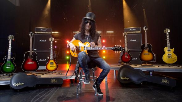 Slash Epiphone guitars