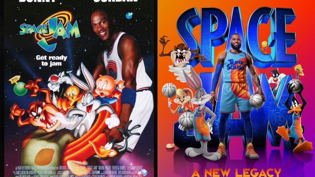 Space Jam Comparison