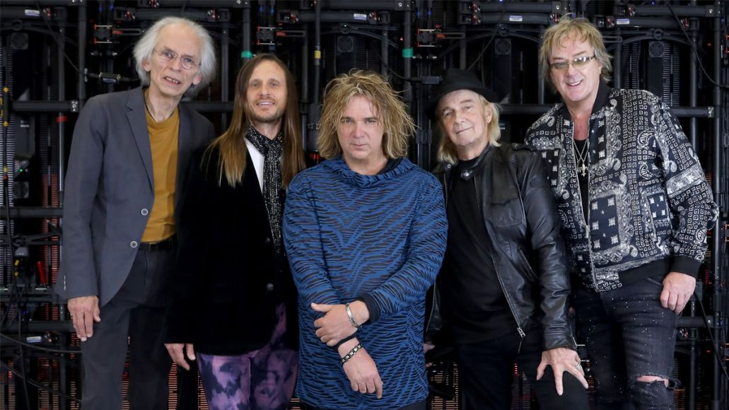 yes new album the quest