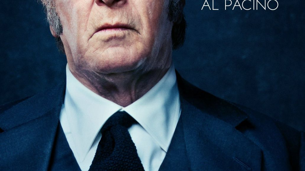 al pacino house of gucci poster first look