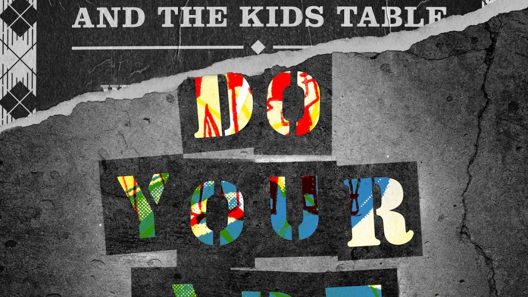 big d and the kids table too much do your art album artwork