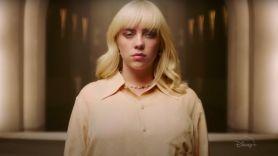 billie eilish concert film disney+ trailer happier than ever