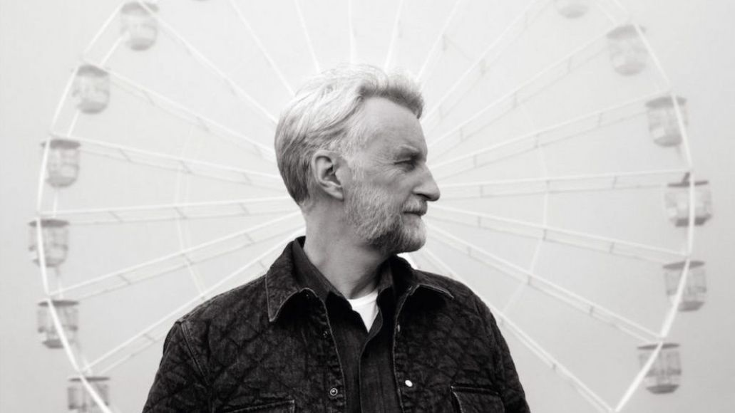 Billy Bragg's cover art for The Million Things That Never Happened