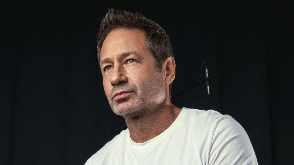 david duchovny tessera new song music video premiere