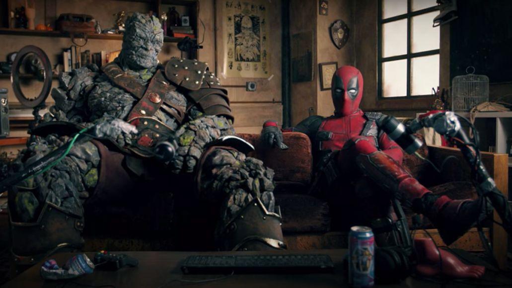 deadpool marvel cinematic universe mcu Taika Waititi ryan reynolds crossover free guy reaction trailer