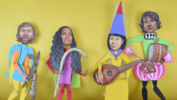 deerhoof department of corrections actually you can new album song single stream