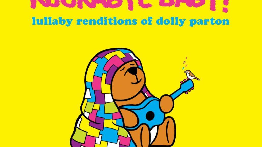 dolly parton rockabye baby lullaby new album artwork