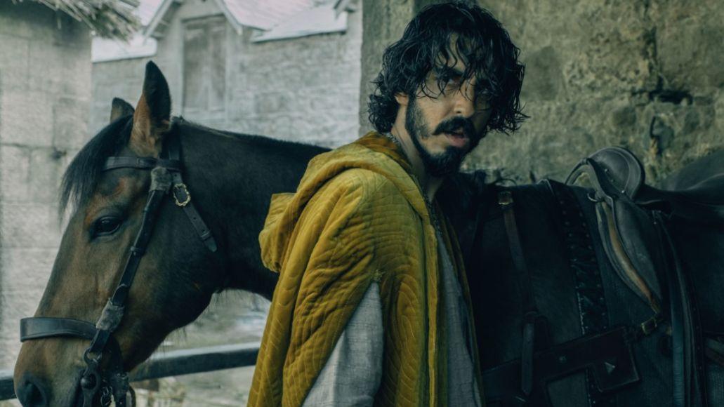The Green Knight (A24) Dev Patel David Lowery